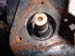 New oil seal in position - Click for a larger image